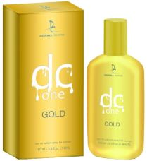 "Туалетная вода ""DC ONE GOLD unisex"" Dorall Collection, 100 мл"