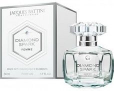 "Женские духи ""Spark Diamond"" JACGUES BATTINI COSMETICS, 50 мл"