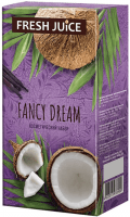 Косметический набор Fancy dream гель для душа + спонж для массажа FRESH JUICE