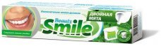 "Зубная паста Beauty Smile Double Mint ""Beauty Smile"" Двойная мята Rubella, 100 мл"