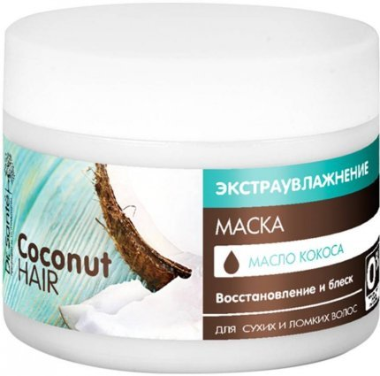 Маска Coconut Hair Dr. Sante, 300мл