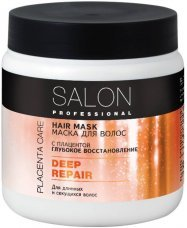 Маска Глубокое восстановление SALON PROFESSIONAL, 500 мл